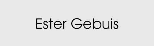 Ester Gebuis